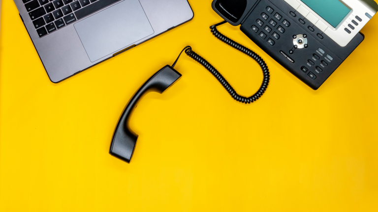phones utilizing VoIP for Business